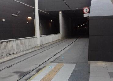Czasowe zamknięcie trasy tramwajowej w tunelu Franowo. Zmiany w kursowaniu tramwajów