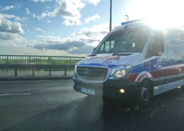 Protest ratowników – w Słupcy w karetkach jeżdżą pielęgniarki