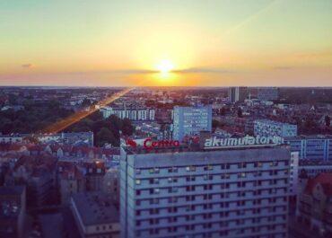 Od Rataj po Golęcin i Winogrady – w całym Poznaniu czuć zapach spalenizny