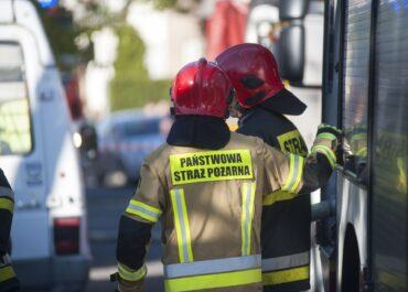 Rok epidemii koronawirusa w Polsce – wielkopolscy strażacy interweniowali prawie 13 tysięcy razy w związku z COVID-19