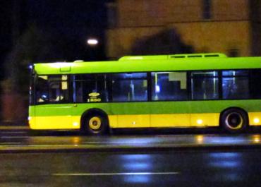 Zmiany dla pasażerów linii nocnych numer 213, 214, 218, 223 i 224