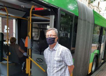 ZTM i MPK przypominają o zmianie przepisów dot. zakrywania nosa i ust