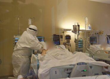 W Pleszewskim Centrum Medycznym nie ma już miejsc na oddziale covidowym