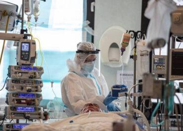 Kolejny rekord IV fali pandemii. Już ponad 5,5 tysiąca nowych zakażeń w ciągu doby