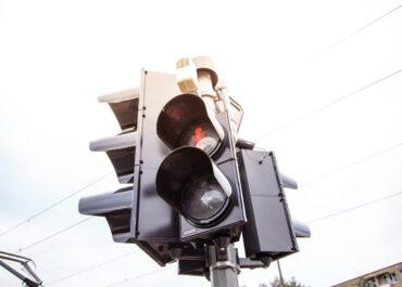 Awaria sygnalizacji świetlnej na skrzyżowaniu ul. Bukowskiej i Przybyszewskiego