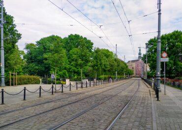 Skwer przy ul. Wrocławskiej będzie miejscem kultury?