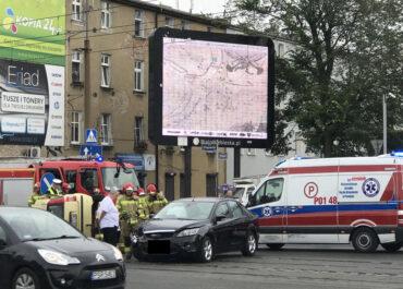 Policja w Poznaniu podała najczęstsze przyczyny wypadków.