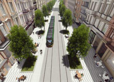 Miasto zbada poziom drgań dla planowanej trasy tramwajowej w ul. Ratajczaka