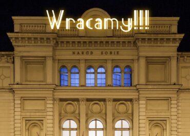 Znów można pójść do kina i teatrów. W Poznaniu większość otworzyła swoje drzwi dla widzów od dzisiaj