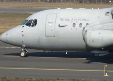 Małe, duże i gigantyczne: ciekawe samoloty lądujące wczoraj na lotnisku Poznań-Ławica