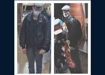 Policja szuka złodzieja kurtki wartej ponad 2 tysiące złotych