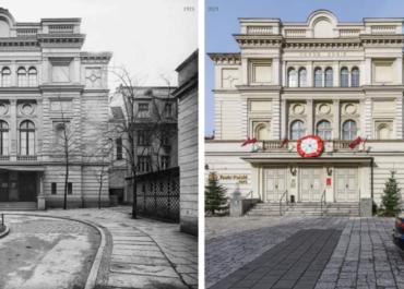 Teren przed Teatrem Polskim odzyska blask? Radna apeluje o działania