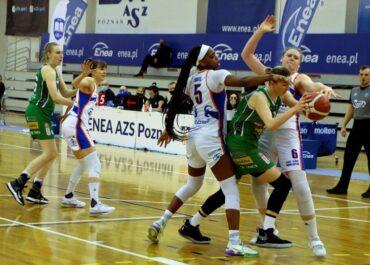 Enea AZS Poznań zwycięskie w meczu z faworytkami z Lublina