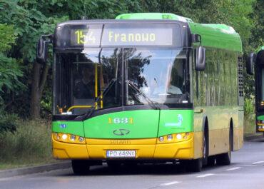 Nowy przystanek autobusowy na Spławiu