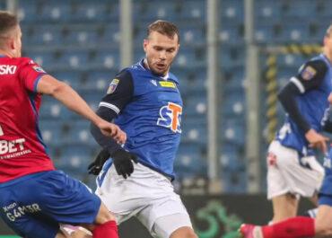 Trener Lecha Poznań po porażce i odpadnięciu z Pucharu Polski