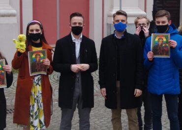 Młodzi Nowocześni popierają wniosek o zniesienie przepisu dot. obrazy uczuć religijnych