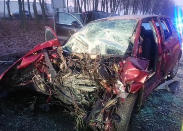 Zderzenie samochodów na DK92, droga Poznań – Tarnowo Podgórne zablokowana (Aktualizacja)
