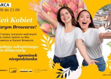 Dzień kobiet z codziennypoznan.pl