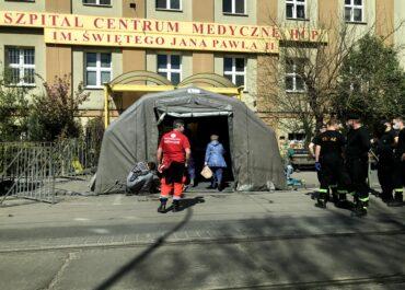 Zamknięta Izba Przyjęć oddziału psychiatrycznego w HCP!