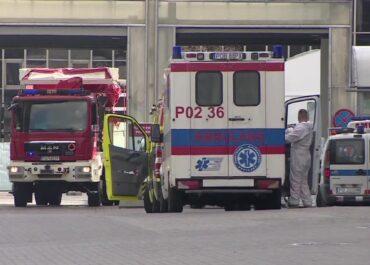 Prawie 70% dobowych zgonów osób zakażonych dotyczy Wielkopolski