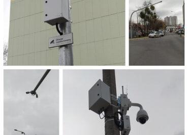 Nowe kamery monitoringu na ratajskich osiedlach