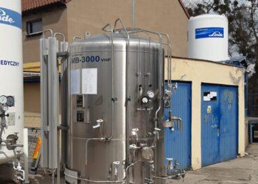 Kolejne wielkopolskie szpitale z dodatkowymi zbiornikami i instalacjami do tlenoterapii