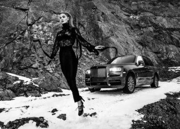 Szymon Brodziak  Rolls-Royce Cullinan Black Badge – Director's Cut
