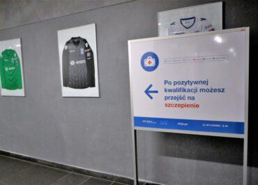 Rusza punkt szczepień na Stadionie Miejskim. Jak najłatwiej tam dojechać?