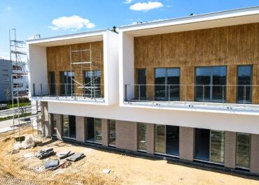 Nowa siedziba DPS 1 prawie gotowa