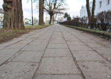 Budowa drogi rowerowej wzdłuż ul. Grunwaldzkiej – utrudnienia w ruchu