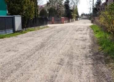 Ulica Gryfińska zostanie przebudowana