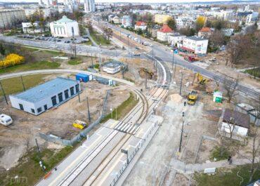 Wyłączenia wody w rejonie budowanej trasy tramwajowej na Naramowice