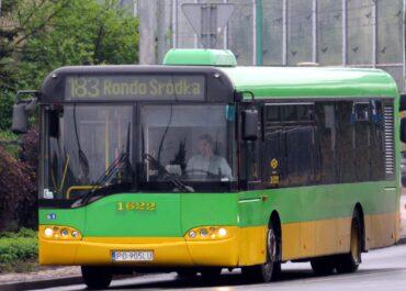 Firma wykupiła nazwę przystanku. Zmiany dla pasażerów ul. Strzeszyńskiej