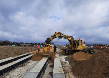 Budowa tramwaju na Naramowice – konieczne jest kilkugodzinne wyłączenie dostaw wody w okolicy