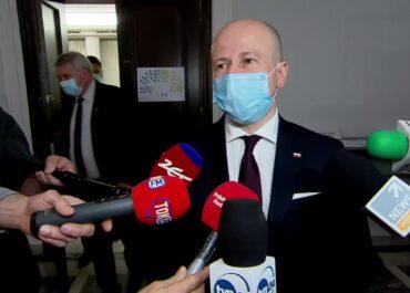 """""""Zwyciężyły partyjne uprzedzenia"""" – Bartłomiej Wróblewski po decyzji Senatu"""