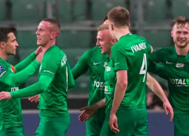 Śląsk Wrocław nie składa broni w walce o 4. miejsce w lidze. Podopieczni trenera Jacka Magiery wygrali na wyjeździe z Wartą Poznań 3:2