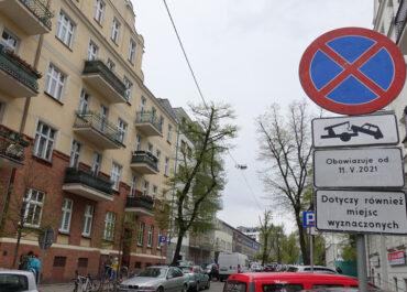 Jeden kierunek ruchu i zmiany w parkowaniu na ul. Czarnieckiego