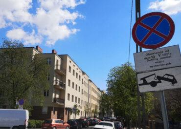 Zmiany organizacji ruchu na ul. Spychalskiego
