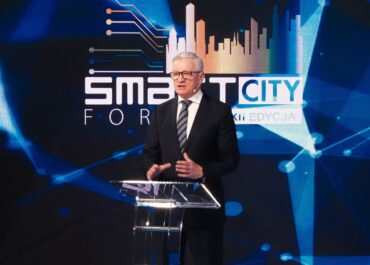 Poznań na 12. Smart City Forum