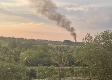 Dym nad Moraskiem