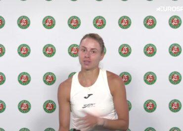 Magda Linette o swoim występie na French Open