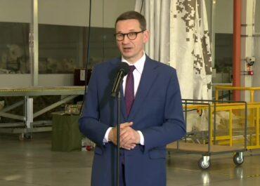 """Morawiecki w Wielkopolsce: """"Obama zmieniłby zdanie o Polsce, gdyby zobaczył, jak pięknie się rozwija"""""""