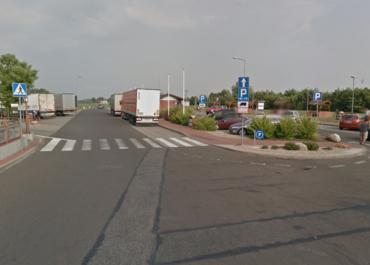 Tragiczny wypadek na parkingu przy autostradzie A2