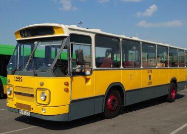 DAF MB200 wyjedzie w weekend na ulice Poznania