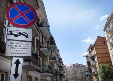 Kolejna łazarska ulica będzie jednokierunkowa