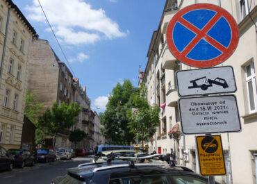 Od jutra ul. Kanałowa będzie jednokierunkowa. Zmieni się też sposób parkowania