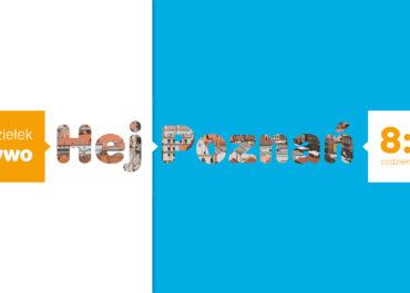"""""""Hej Poznan"""" z gwiazdami"""