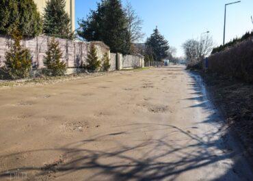 Rusza budowa ul. Kaczmarka