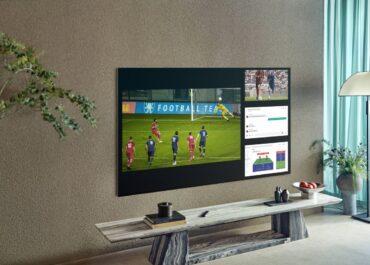 Już od dziś mecze piłkarskie w Samsung Smart TV