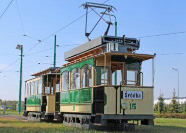 Historyczny tramwaj Typu I z wagonem Carl Weyer ponownie wyjedzie na ulice Poznania
